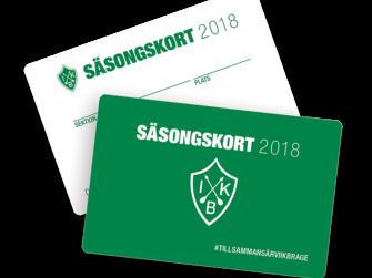 Plastkort - IK Brage