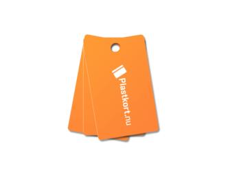 Plastkort Minicard