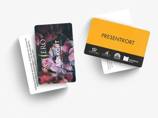 Plastkort Helsingborg